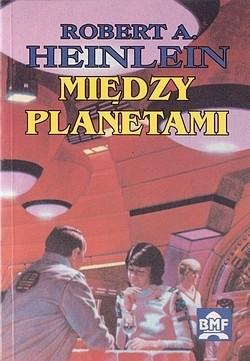 Okładka książki Między planetami