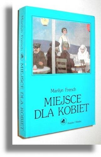 Okładka książki Miejsce dla kobiet