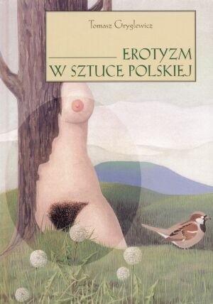 Okładka książki Erotyzm w sztuce polskiej