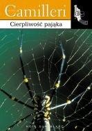 Okładka książki Cierpliwość pająka