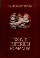 Okładka książki Dzieje Imperium Romanum