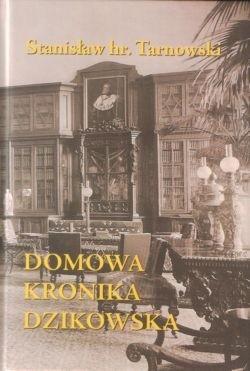 Okładka książki Domowa Kronika Dzikowska