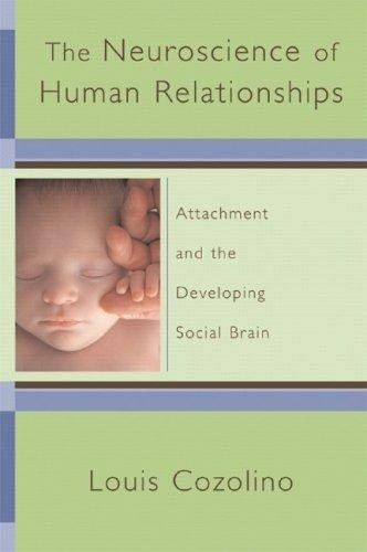 Okładka książki The Neuroscience of Human Relationships: Attachment And the Developing Social Brain