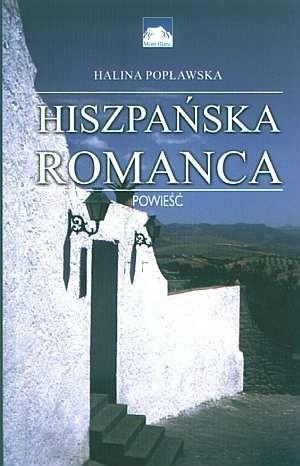 Okładka książki Hiszpańska romanca