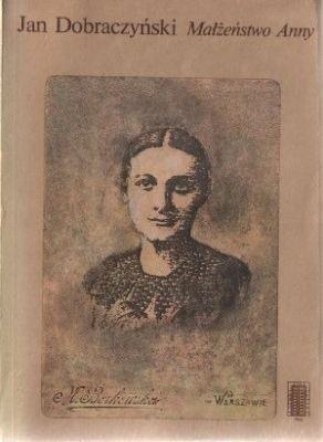 Okładka książki Małżeństwo Anny