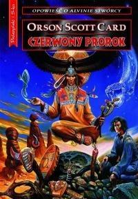 Okładka książki Czerwony prorok