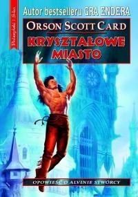 Okładka książki Kryształowe Miasto
