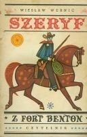 Okładka książki Szeryf z Fort Benton