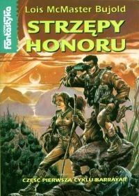 Okładka książki Strzępy honoru