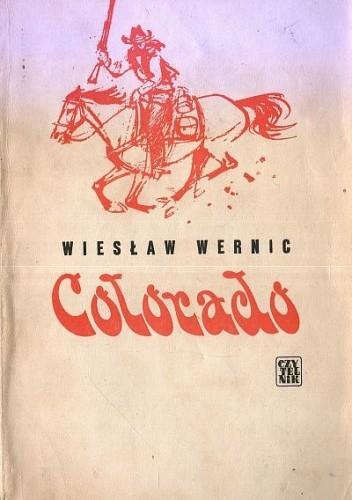 Okładka książki Colorado