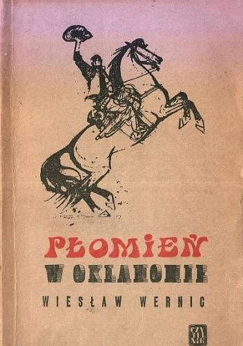 Okładka książki Płomień w Oklahomie