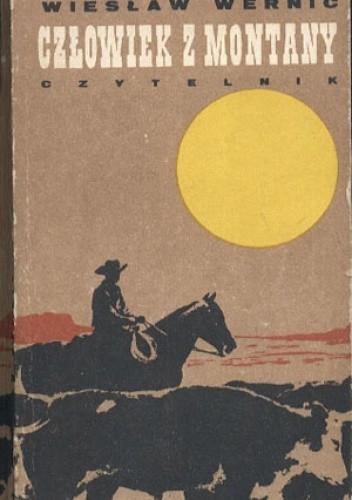 Okładka książki Człowiek z Montany