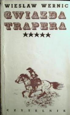 Okładka książki Gwiazda trapera