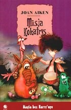 Okładka książki Misja Kokatrys