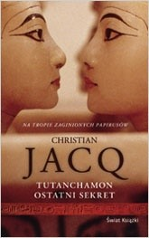 Okładka książki Tutanchamon, ostatni sekret