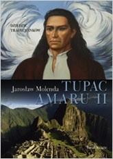 Okładka książki Tupac Amaru II
