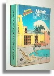 Okładka książki Goodbye Kalifornio