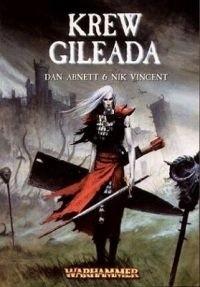 Okładka książki Krew Gileada