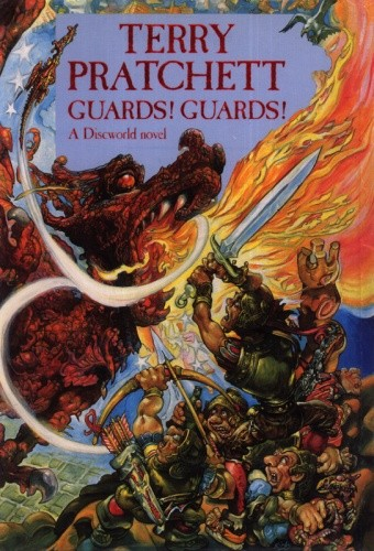 Okładka książki Guards! Guards!