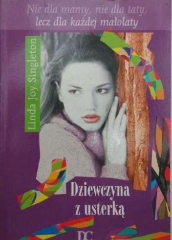 Okładka książki Dziewczyna z usterką