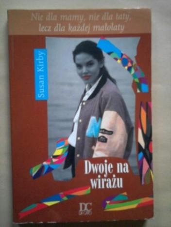 Okładka książki Dwoje na wirażu