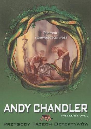 Okładka książki Tajemnica śpiewającego węża