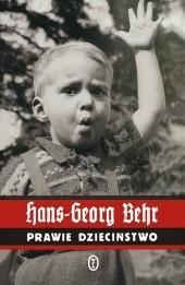 Okładka książki Prawie dzieciństwo