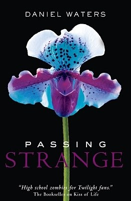 Okładka książki Passing Strange