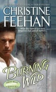 Okładka książki Burning Wild