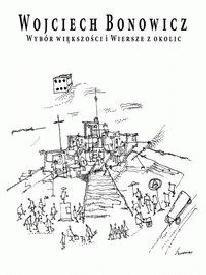 Okładka książki Wybór większości i Wiersze z okolic