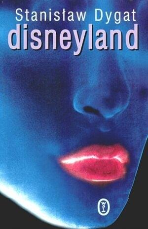 Okładka książki Disneyland