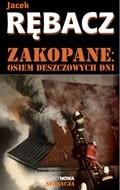 Okładka książki Zakopane. Osiem deszczowych dni
