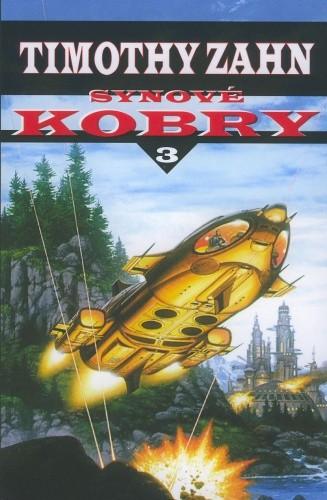 Okładka książki Synowie Kobry
