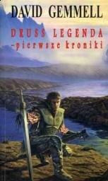 Okładka książki Druss Legenda - pierwsze kroniki