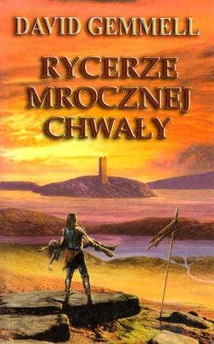 Okładka książki Rycerze mrocznej chwały
