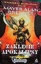 Okładka książki Zaklęcie apokalipsy