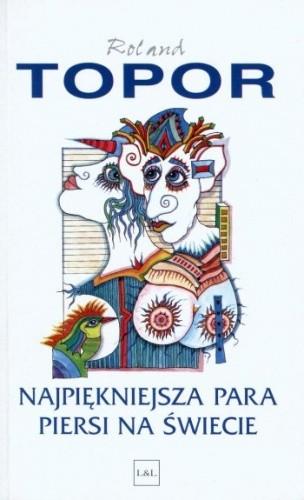Okładka książki Najpiękniejsza para piersi na świecie
