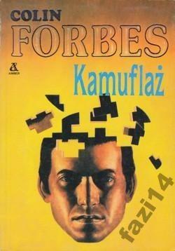 Okładka książki Kamuflaż