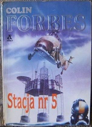 Okładka książki Stacja nr 5