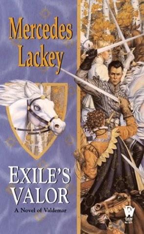 Okładka książki Exile's Valor
