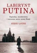 Okładka książki Labirynt Putina