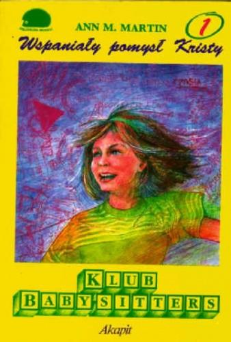 Okładka książki Wspaniały pomysł Kirsty