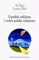 Okładka książki Upadek reklamy i wzlot public relations