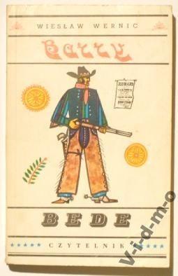 Okładka książki Barry Bede