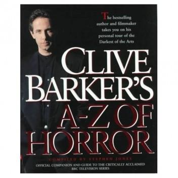 Okładka książki Clive Barker's A-Z of Horror
