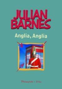 Okładka książki Anglia, Anglia