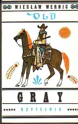Okładka książki Old Gray