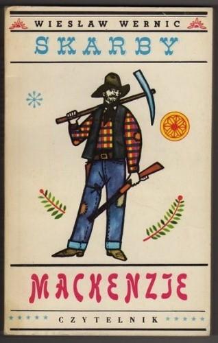 Okładka książki Skarby MacKenzie