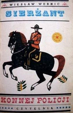 Okładka książki Sierżant konnej policji