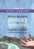 Okładka książki Wybrane zagadnienia pomocy społecznej i opieki w Polsce w okresie ponowoczesności
